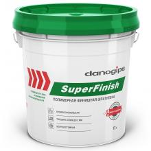 DANOGIPS шпатлевка гот. финишная SuperFinish (18,1кг)(ШПАКЛЕВКА ВЕДРО) (48шт.)