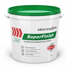 DANOGIPS шпатлевка гот. финишная SuperFinish (5кг)(ШПАКЛЕВКА ВЕДРО) (120шт.)